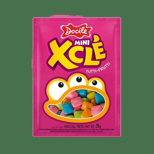 Mini Chicles Tutti-frutti 24unX11g