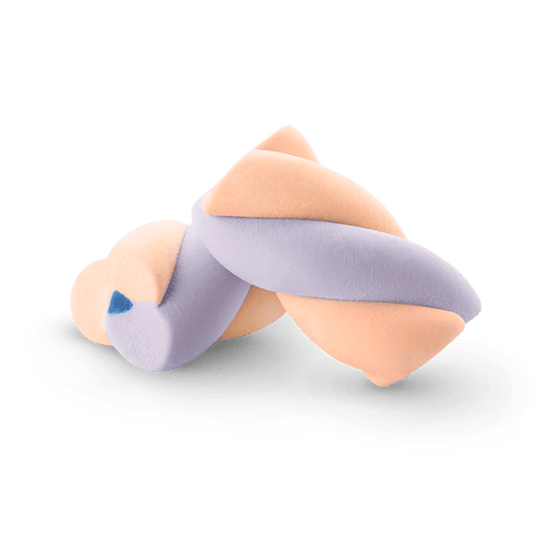 Marshmallow Recheado Twist Pinta Lingua 220g