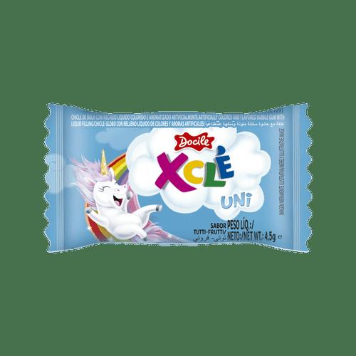 Xclé Tutti-Frutti Unicórnio40un