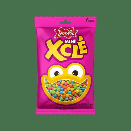 Mini Chicles Colorido 500g
