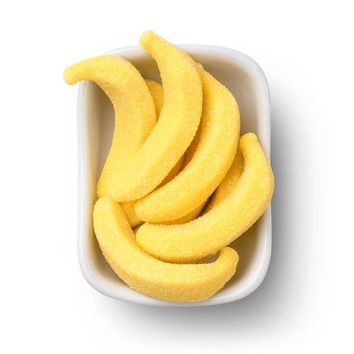 Bala de Gelatina Banana 80g